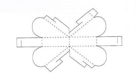 Коробочки + схемы