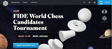 FIDE WORLD CHESS CANDIDATES TOURNAMENT (Dar clic a la imagen)