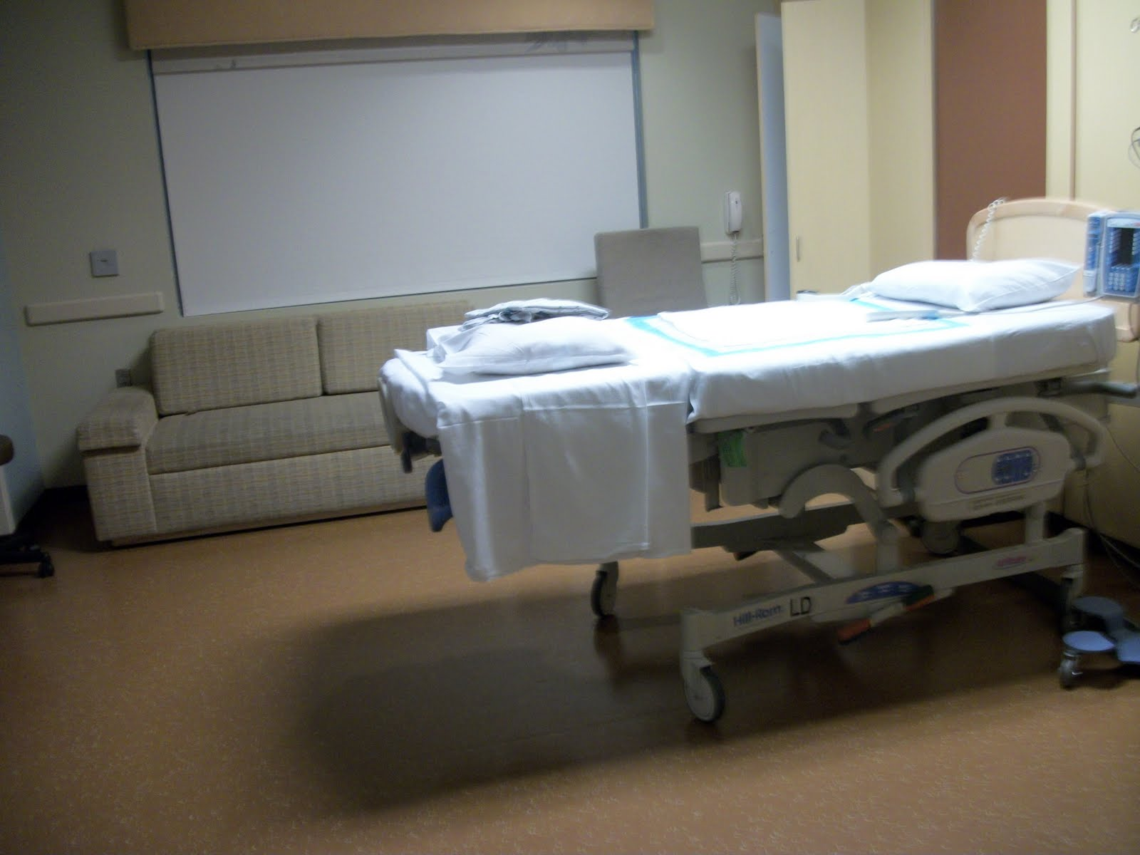 Hospital Delivery Room