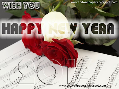 Free Happy New Year 2014 eCards Images