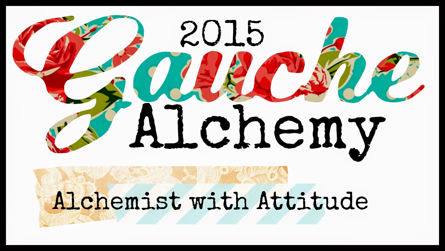 I design for Gauche Alchemy!