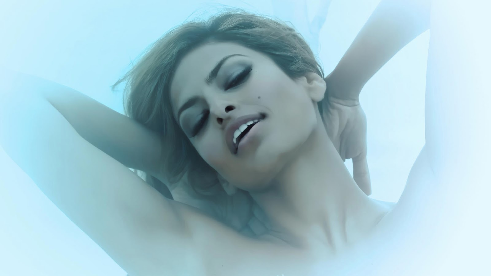 Eva mendes hottest animation wallpaper