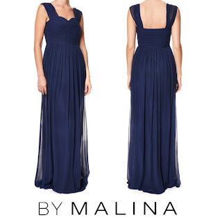 BY MALINA Santorini Dress