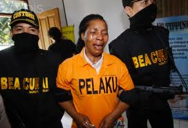 indonesia execution nigerians