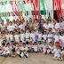 Convive la presidenta del DIF Municipal con niños y personal del Cendi Nuevo Amanecer