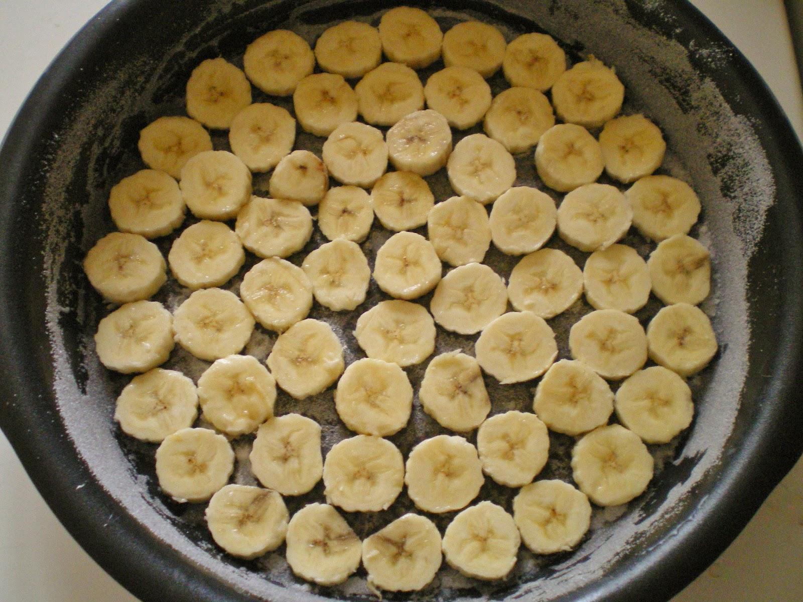 Recette gateau renverse banane