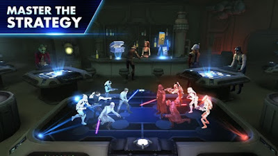 Star Wars Galaxy of Heroes MOD APK Android