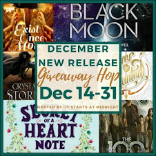 December New Release Giveaway!