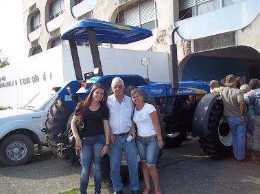 """Equipe de Profissionais do Sindicato Rural de Barra do Piraí-RJ""."