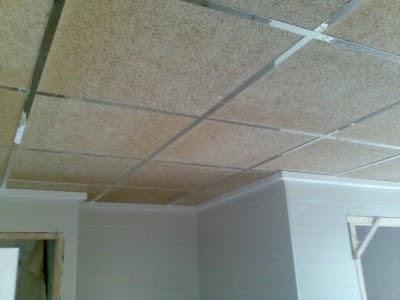 Mi casa decoracion placas de escayola para techos precios - Placas de fibrocemento precios ...