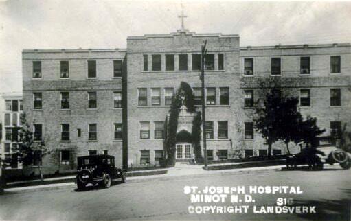 Trinity Hospital Minot Nd Beds