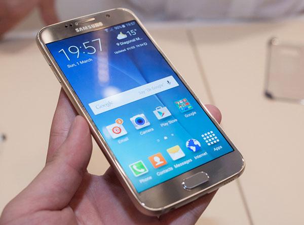 Tinh giản các tính năng và phầm mềm trên Samsung S6 Docomo