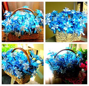 Bunga Dip Biru