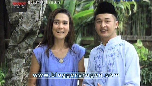 Pemain Duo Alay Pingin Masuk Tv