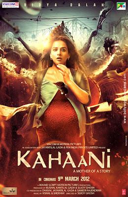 Bollywood Movie Kahaani Poster