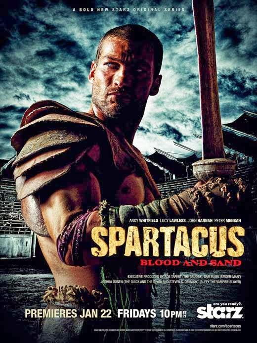 Spartacus: Máu Và Cát - Spartacus: Blood And Sand (2010) Poster