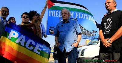 Νόαμ Τσόμσκι: Το μαρτύριο της Γάζας, τα εγκλήματα του Ισραήλ, και οι ευθύνες μας