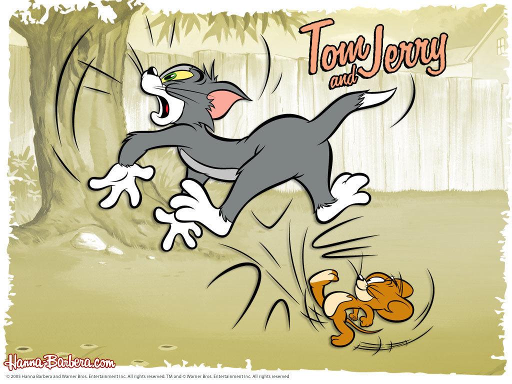 80 Gambar Dan Wallpaper Tom And Jerry