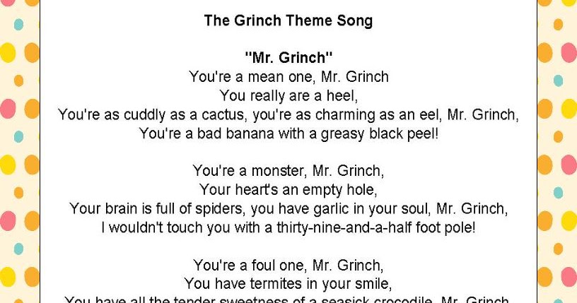 teaching simile metaphor with grinch