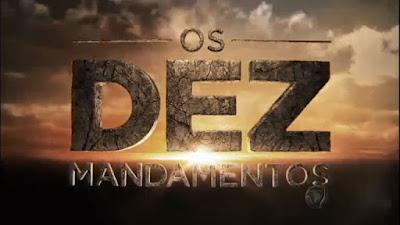 Primeira novela brasileira da Rede Record baseada na Bíblia Sagrada