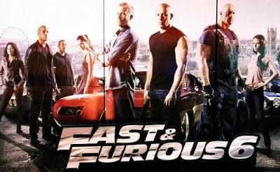 Film Racing Fast And Furious 6 2013 Memang Keren