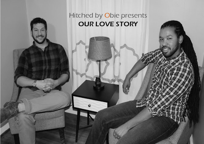 My latest photo essay featuring Shane and Brandon's Love Story!
