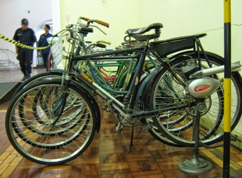 Bicicletas antigas - Old Bikes