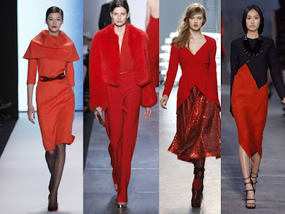 Fall trend alert – Seeing RED!