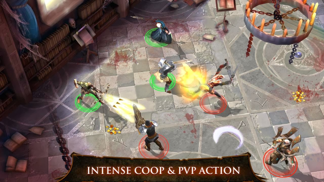 Gameloft's Dungeon Hunter 4 Get For ,
