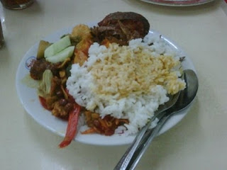 menu masakan, nasi sayur, jenis-jenis sayur