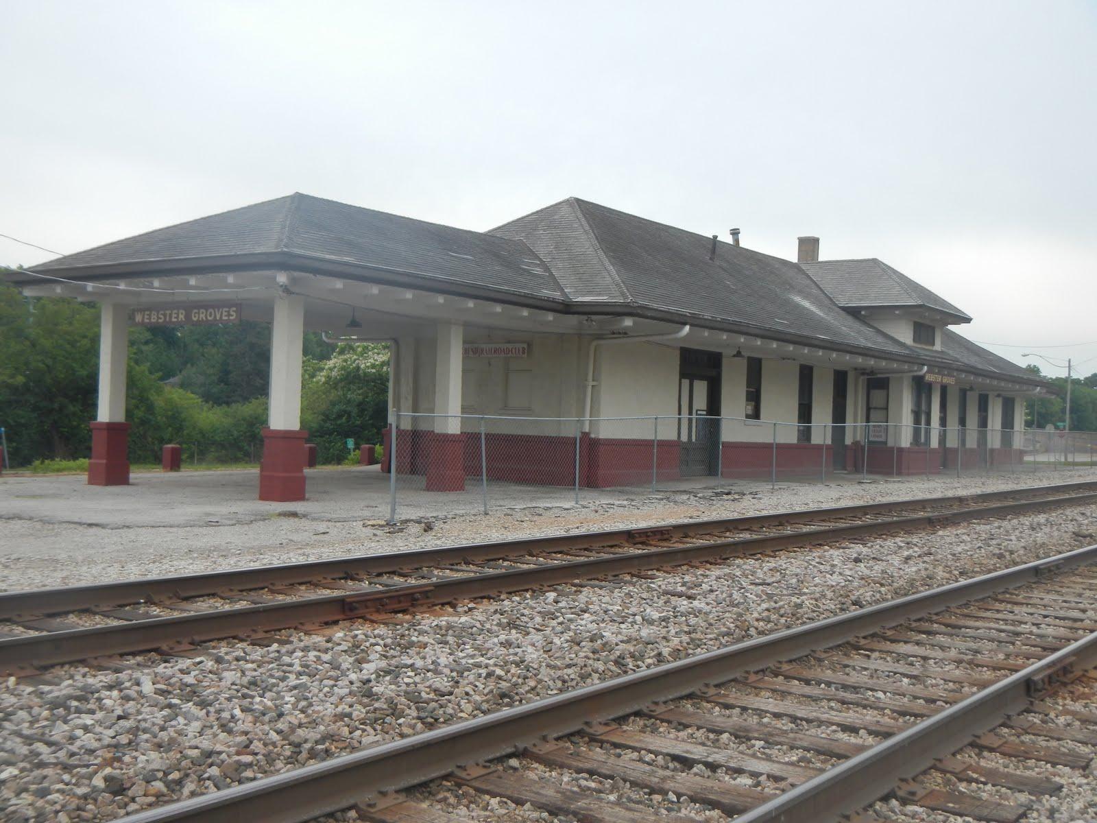 big daddy dave old railroad depots eastern missouri