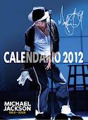 CALENDARIO 2012 MICHAEL JACKSON