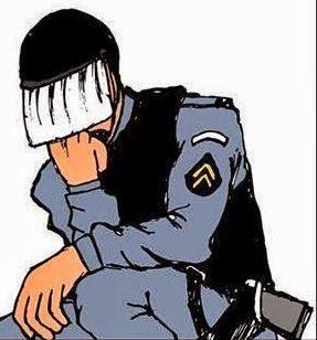Resultado de imagem para policial pensador