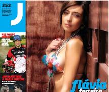 Flávia Ferreira Revista J