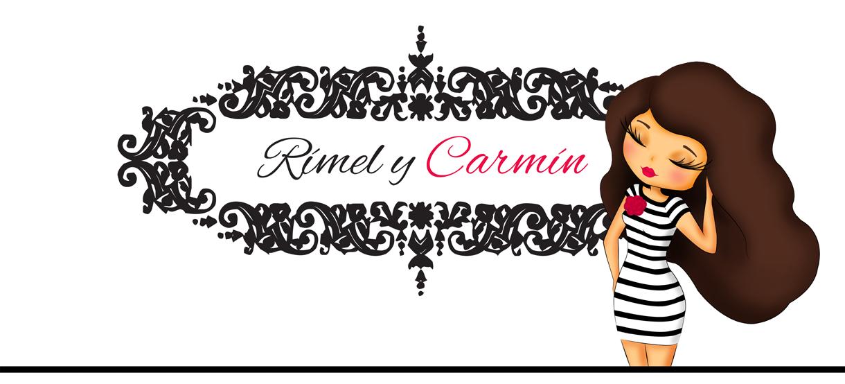 Rímel y Carmín