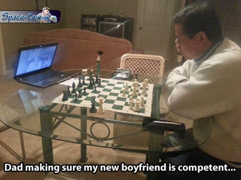 funny people chess picture