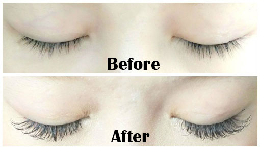 kj studio eyelash extension review