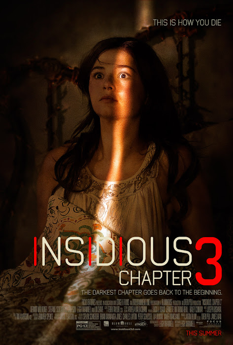 Sobrenatural: Capítulo 3 (Insidious: Chapter 3) ganha novo trailer e pôster