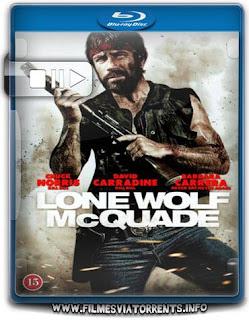 McQuade, O Lobo Solitário Torrent - BluRay Rip 720p e 1080p Dual Áudio 5.1