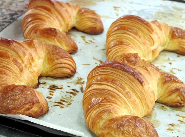 Concours du Meilleur Croissant au Beurre d'Isigny - Anastasia Biotteau