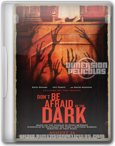 Don't Be Afraid Of The Dark (DVDRip Inglés Subtitulado) (2011)