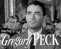 starring Gregory Peck