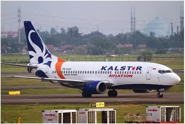 Pesawat Kalstar Aviation