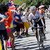 Nairo Quintana, segundo en la etapa 20 del Tour de Francia