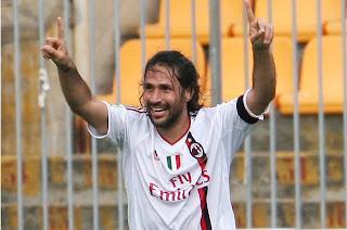 Mario Alberto Yepes le dio agónico triunfo al Milán
