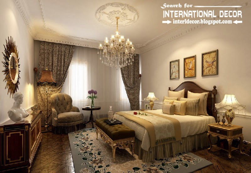 Luxury Bedroom Decorating Ideas Designs Furniture 2015, Luxury Classic  Bedrooms