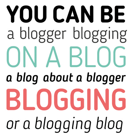 New Blogger Sans Font