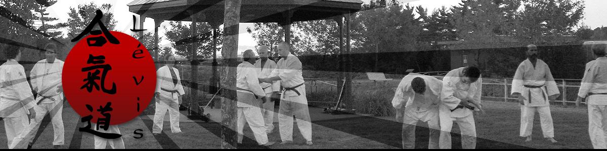 Club Aikido de Lévis