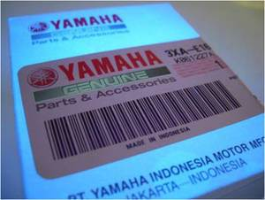 Yamaha Parts & Accessories
