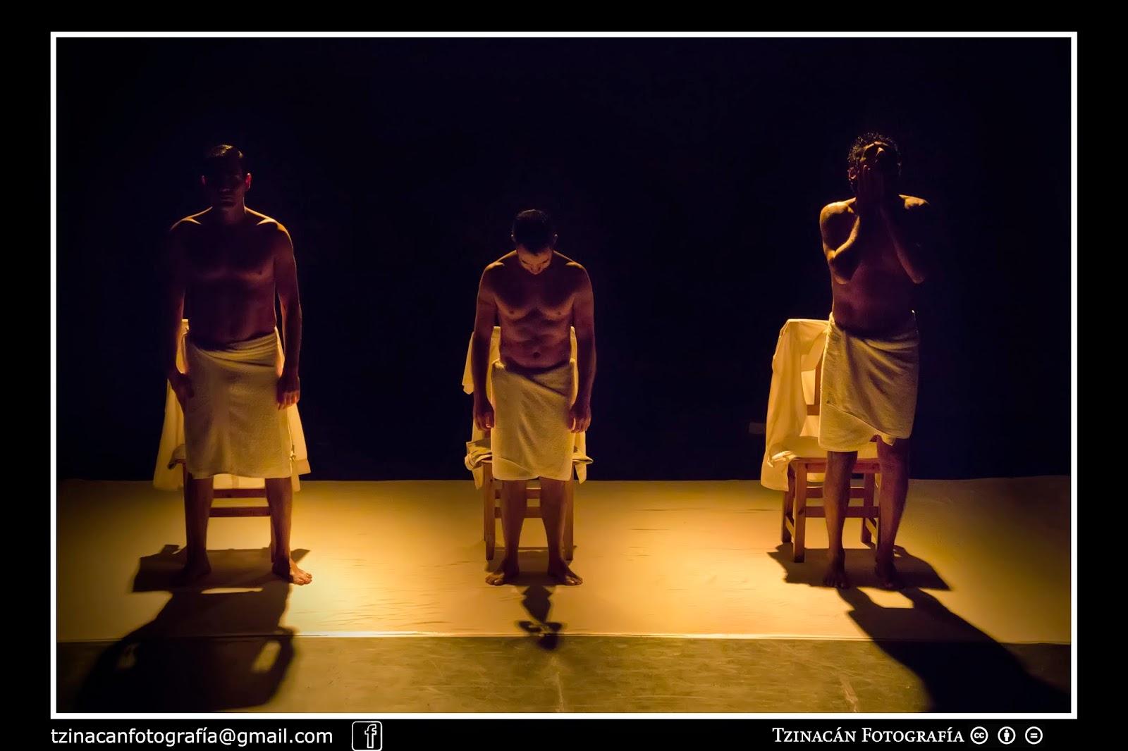 Criticando Teatro.Gogh: FRESA Y CHOCOLATE